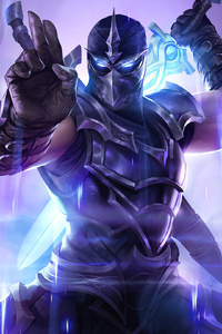 240x320 SHEN LEGENDS OF RUNETERRA