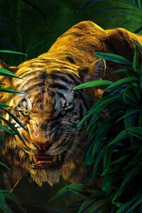 Shere Khan The Jungle Book Movie