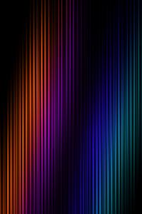 1440x2560 Shining Lines Shadow Abstract 8k
