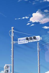 720x1280 Shinkai Makoto Anime 4k