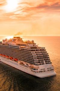 640x960 Ship On Sail 5k