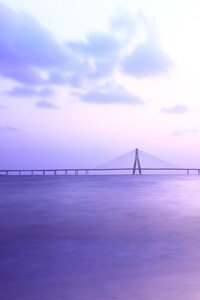 Shivaji Park Bridge India