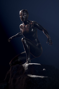 Shuri The Black Panther