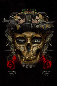 1080x2160 Sicario Day Of The Soldado 2018
