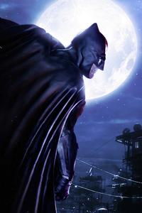 Silent Guardian Batman 4k