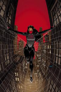640x1136 Silk Fictional Superhero