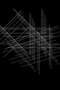 540x960 Simple Lines 4k