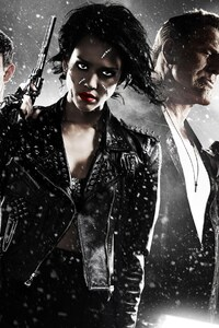 640x1136 Sin City 2 Movie