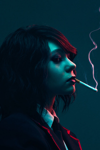 540x960 Siobhan Williams In Deadly Class 2019