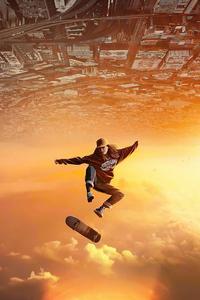 1125x2436 Skater Fantasy