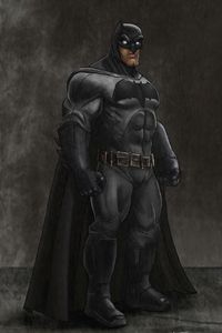 Sketch Artwork Of Batman