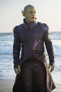 Skrulls In Captain Marvel Movie 2019