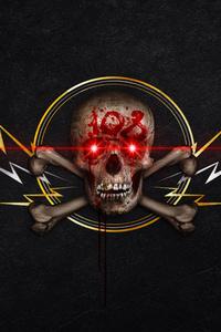 720x1280 Skull And Bones 4k