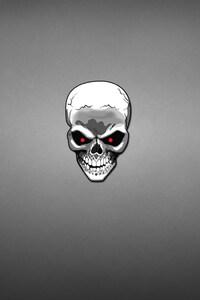 750x1334 Skull Art 2