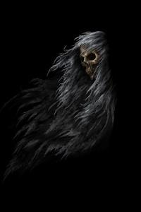 Skull Dark Fantasy