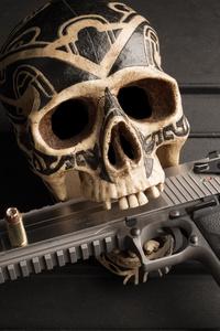 Skull Pistol 5k