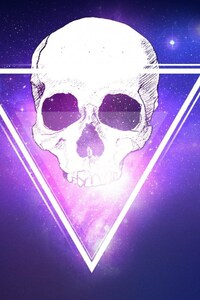 Skull Triangle 3d