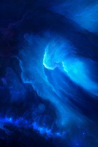 1280x2120 Sky Bridge Nebula