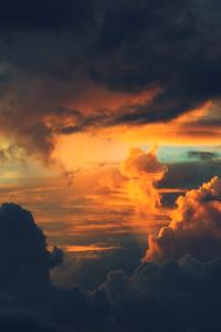 Sky Clouds 4k