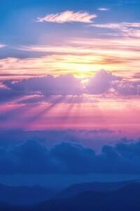 1440x2560 Sky Clouds
