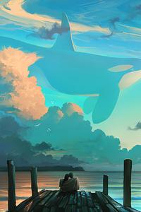 720x1280 Sky For Dreamers 4k