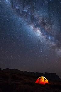 1080x1920 Sky Galaxy Camp