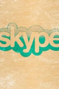 540x960 Skype Logo