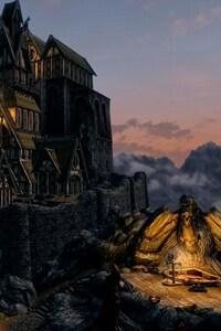 Skyrim Buildings