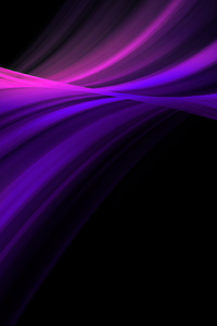 1440x2960 Smooth Purple Abstract 4k