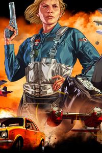 320x480 Smugglers Run DLC Grand Theft Auto V