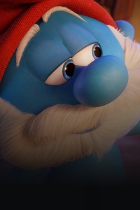 1080x2160 Smurf