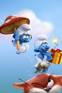 Smurfs The Lost Village Official