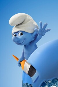 1280x2120 Smurfs The Lost Village