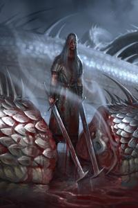 1080x1920 Snake Hunter 4k