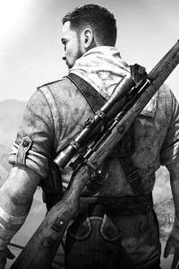 1440x2960 Sniper Elite 3