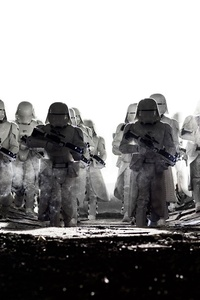 Snowtroopers Star Wars The Last Jedi
