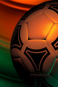 2160x3840 Soccer 4k Abstract Background