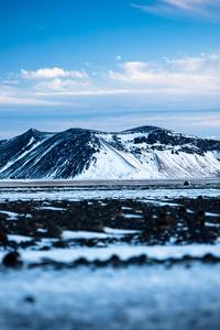 1080x1920 Solheimasandur Plane Wreck In Iceland 4k