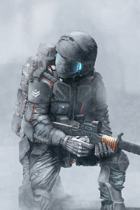 540x960 Solider 4k New