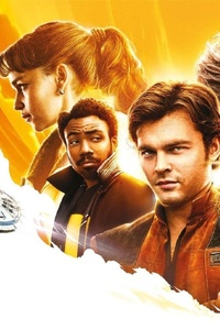 Solo A Star Wars Story 2018 Poster