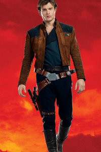 Solo A Star Wars Story Characters Poster