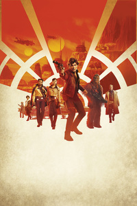 Solo A Star Wars Story Movie 8k