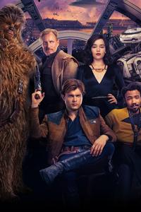 640x960 Solo Star Wars Story 8k