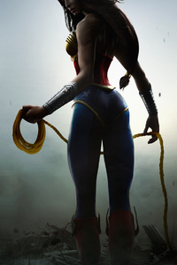 Solomon Grundy Wonder Woman And Batman In Injustice Gods Among Us