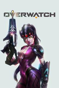 320x480 Sombra Overwatch 2020 4k