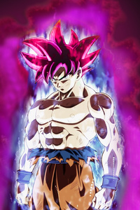 750x1334 Son Goku Dragon Ball Super