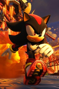 1080x1920 Sonic Forces 4k