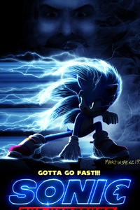 Sonic The Hedge Hog Movie 4k