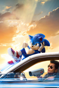 640x960 Sonic The Hedgehog 2020