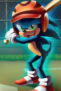 Sonic The Hedgehog Baseball
